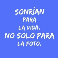 Sonrían!!!
