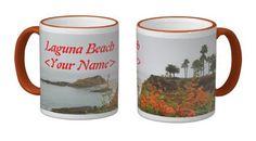 Laguna Beach Memory Mug