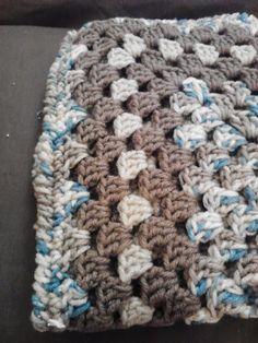 Granny's Baby Blanket Crochet Pattern