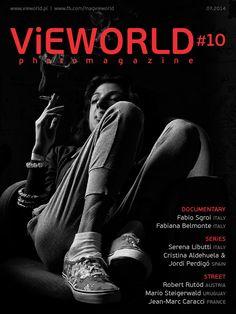 LELO BURTI    Vieworld #10  Vieworld is a photo magazine focusing mainly on street photography, documentary and photo stories presented in black and white. In this issue: Mario Steigerwald, Fabio Sgroi, Fabiana Belmonte, Cristina Aldehuela & Jordi Pedrigó, Serena Libutti, Robert Rutoed, Jean-Marc Caracci