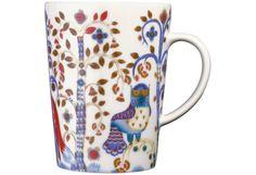 Kahvi maistuu hyvälle tästä mukista!