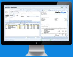 bizSoft Business Software - einfach die Beste Lösung Monitor, Software, Electronics, Business Accounting, Economics, Simple