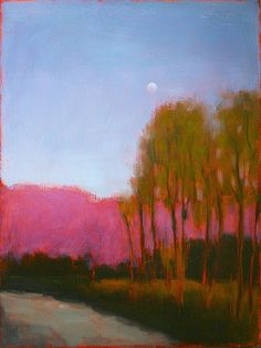 Tracy Helgeson - Early Moon