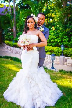 Ceci Style Luxury Lifestyle Design And Wedding Destination Jamaican Wedding African American Brides Black Bride