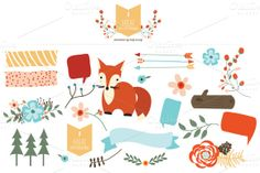 Check out Great Outdoors Vector by hollycreates on Creative Market