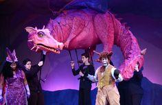 Dragon from Shrek the Musical