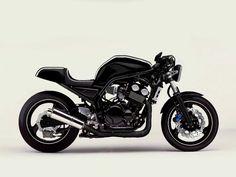Yamaha Seca FZ600