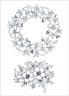 「nakış çiçek desenleri」の画像検索結果
