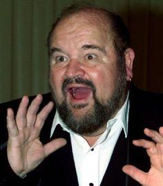 Dom Deluise, comedian, actor Film Director, American Actors, Comedians, Legends