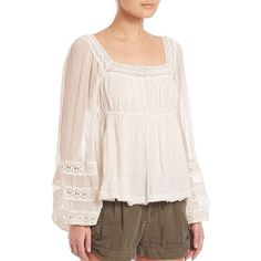Free People Moonchaser Top- $231.00