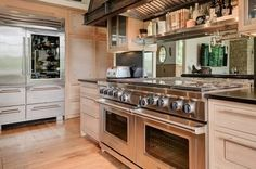 5 High-End Kitchens That Will Make You Drool