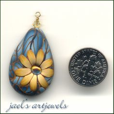 Dewdrop Daisy blue and yellow EBTW free shipping til April 19