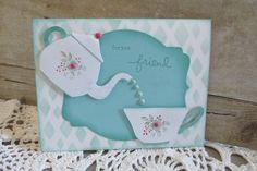 Stamp & Scrap with Frenchie: Frenchie's Team in the Spotlight It's my Party Enamel Dots