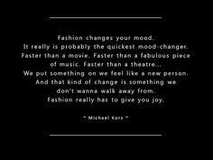 #Fashion - Michael Kors