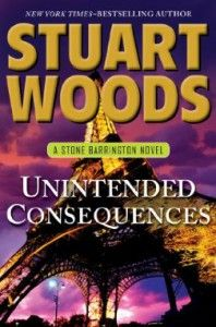 """""""Unintended Consequences"""" by Stuart Woods (release date 4/9/13), """"The Striker"""" by Clive Cussler & Justin Scott, """"Midnight at Marble Arch"""" by Anne Perry (release date 4/9/13),""""The Outpost: an Untold Story of American Valor"""" by Jake Tapper, """"You're So Invited"""" by Cheryl Najafi, """"Going, Going, Ganache"""" by Jenn McKinlay, """"A Time for Patriots"""" & """"Tiger's Claw""""by Dale Brown,""""Way Back"""" by Andrew Gross, """"A Cowboy at Heart"""" by Lori Copeland & Virginia Smith (Central City Public Library, Central City…"""
