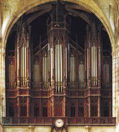 Histoire de l'orgue 10: Le XIXème siècle (1) « MaisDisons-hebdo