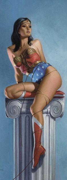 Wonder Woman by John Zeleznik