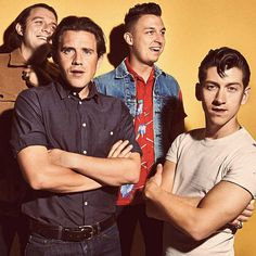 Arctic Monkeys reveal new track 'Stop The World I Wanna Get Off ...