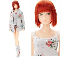 momoko DOLL KID BLUE  Strawberry Ver. Sekiguchi from Japan F/S #Momoko #DollswithClothingAccessories