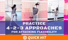 """When coaches ask, """"Should I teach a 2-step, 3-step or 4-step attacking approach?"""" Tod Mattox's answer is """"Yes!!!"""" Watch Tod's favorite teaching keys for various approaches and learn a great drill to practice them."""