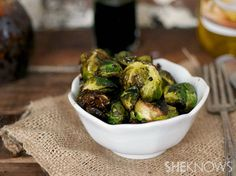 4 Festive Brussels sprout recipes
