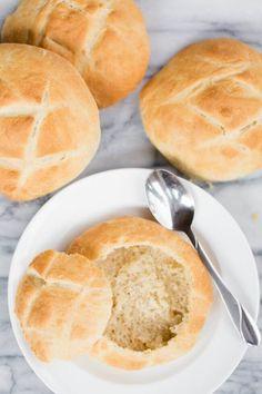 Easy Delicious Bread Bowl Recipe