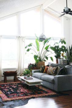 gravityhome: Vintage bohemian home Follow Gravity Home: Blog...