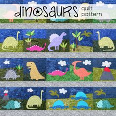 Dinosaurs stomp acro