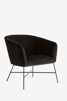 Lenestoler online - Ellos.no Furniture Design, Living Room, Interior Design, Chair, House, Inspiration, Home Decor, Velvet, Bedroom