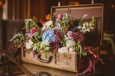 This Wes Anderson-Themed Wedding Is Unbearably Charming