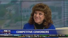 Workplace Psychologist Dr. Mimi Hull on Good Day Orlando.