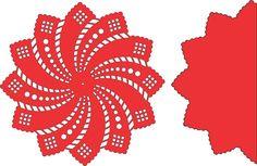 Cheery Lynn Designs - Pinwheel Doily w Angel Wing - B209, $29.95 (http://www.cheerylynndesigns.com/pinwheel-doily-w-angel-wing/)