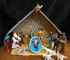 Worst Nativity Sets Ever - cats, chickens, zombies, cupcakes - Page 2 - Freethought Forum