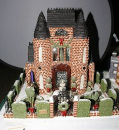 Medical Prepster: gingerbread houses
