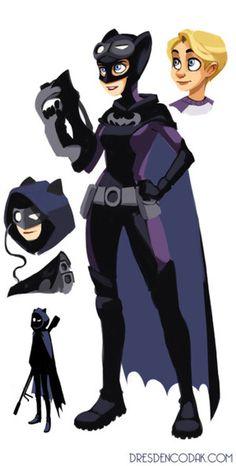 Aaron Diaz's Batgirl