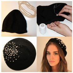 French Style #Chanel #DIY - so love this!