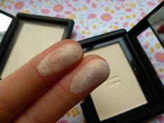Makeup Dupes   NARS Albatross vs. ELF Gotta Glow. Looks pretty similar to me!