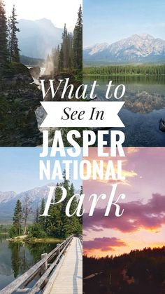 Your Travel Guide to Jasper Alberta and Jasper National Park!