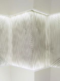 Ippolito Fleitz Group | twine installation at Not Guilty, a Swiss restaurant