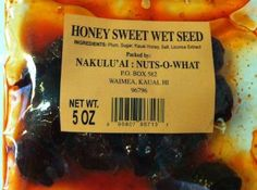 63 Best Hawaiian And Chinese Pickled Fruit Images