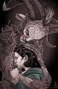 Pan's Labyrinth 2006 Spanish-Mexican dark fantasy film written and directed by Mexican filmmaker Guillermo del Toro