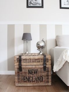 England, Basket, House Styles, Garden, Coffer, Chair Pads, Cottage Chic, Dining Rooms, Set Of Drawers