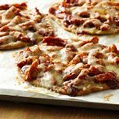 Gluten Free Barbecue Chicken Mini Pizzas Recipe - ZipList