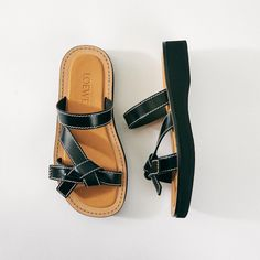 """FARFETCH on Instagram: """"New @loewe sandals via @brownsfashion. Shop the world's best boutiques, #onlyonfarfetch."""" Summer Sandals, Loewe, Boutiques, Slip On, Shopping, Shoes, Instagram, Fashion, Boutique Stores"""