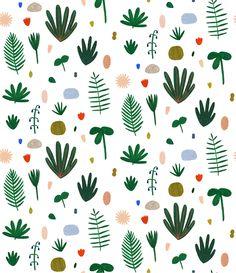 Kate Pugsley kennt sie alle – die Frauen von Welt. Sie malt sie in ihre Dschungellandschaften. In Fellmänteln, und scheinbar abwesend mit den Händen in den Taschen, stehen sie zwischen Farnen und riesenhaften Palmblättern und schauen aus der Ferne einem Leopard zu, wie er selbst nicht viel mehr macht, als dem Betrachter irgendwie in die Augen zu [...]