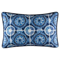 Cushion $19 from Freedom Outdoor Living, Outdoor Decor, Outdoor Cushions, Contemporary Furniture, Sale Items, Freedom, Tapestry, Lisa, Blue