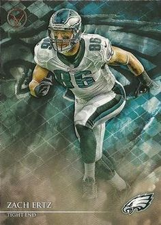 b1f1f36af 2014 Topps Valor #95 Zach Ertz Front Football Season, Football Team, Eagles  Game