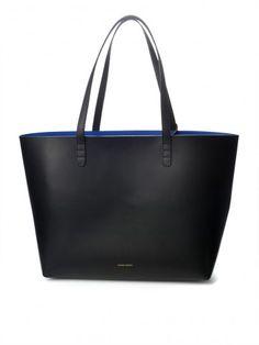 Mansur Gavriel Large Tote Bag Patent Coating