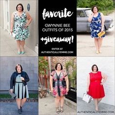 Giveaway Alert!  I'm giving away a Platinum Gift Card to @gwynniebee! See my 5 favorite GB outfits from 2015 and see how to enter at authenticallyemmie.com