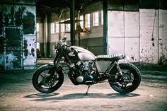 1980 Honda CB750 - Redeemed Cycles - Inazuma Cafe Racer